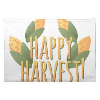 Happy Harvest Placemat
