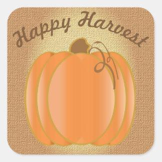 Happy Harvest Sticker