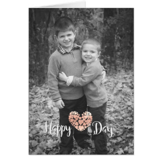 Happy Heart Day! Greeting Card