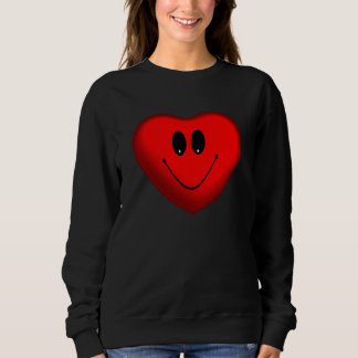Happy Heart Sweatshirt
