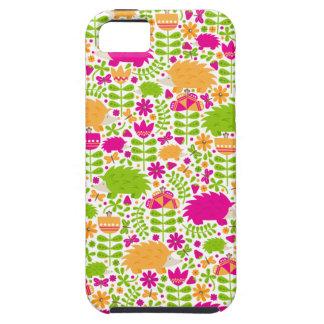 Happy Hedgehog iPhone 5 Cover