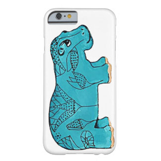 Happy Hippo Barely There iPhone 6 Case