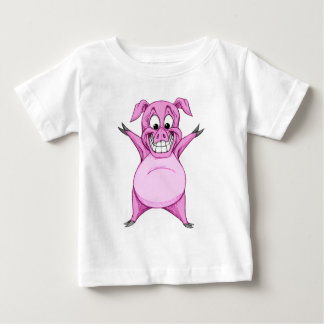 Happy Hog Baby T-Shirt