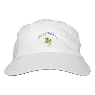 Happy Holiday Hat