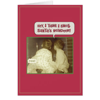 Happy Holiday Little Brother Card