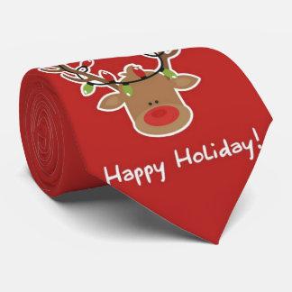Happy Holiday! Tie