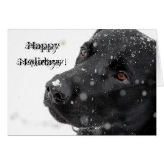 Happy Holidays ! Card