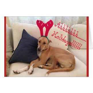 Happy Holidays! Card