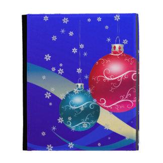 Happy Holidays! iPad Folio Covers