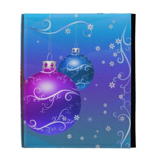 Happy Holidays! iPad Cases