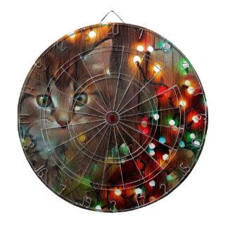 Happy holidays from Kitty Dartboard