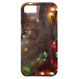 Happy holidays from Kitty iPhone 5 Case