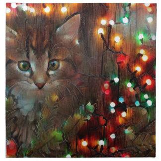 Happy holidays from Kitty Napkin