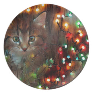 Happy holidays from Kitty Plate