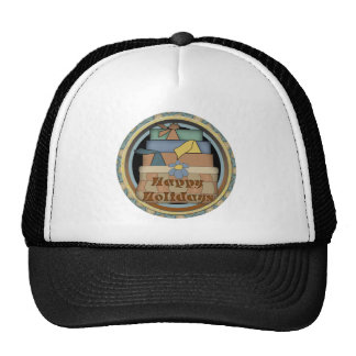 Happy Holidays Gifts Hat