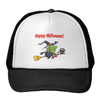 Happy Holidays Greeting With Harrison Mesh Hat