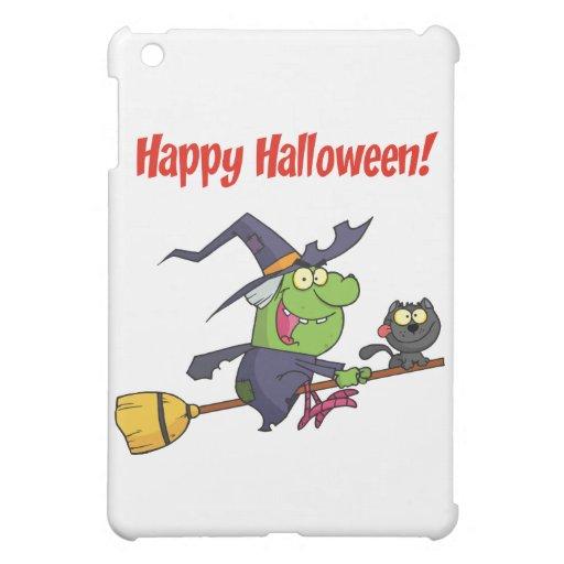Happy Holidays Greeting With Harrison iPad Mini Covers