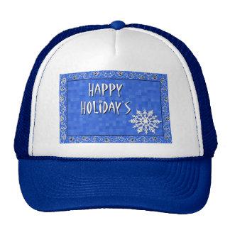 Happy Holiday's Hat
