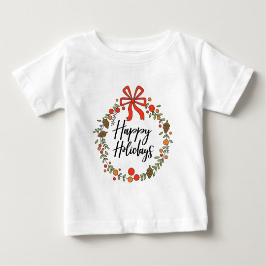 Happy Holidays, Holiday Fun Baby T-Shirt