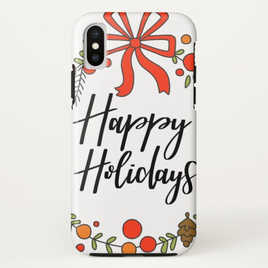 Happy Holidays, Holiday Fun HTC Vivid / Raider 4G Case