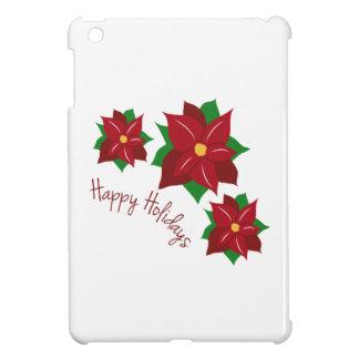 Happy Holidays iPad Mini Covers