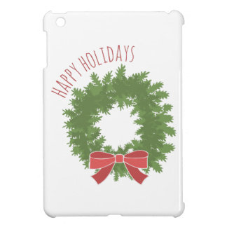 Happy Holidays Cover For The iPad Mini