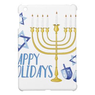 Happy Holidays iPad Mini Cases