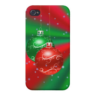 Happy Holidays! iPhone 4/4S Cases