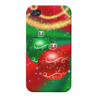 Happy Holidays! iPhone 4/4S Cover