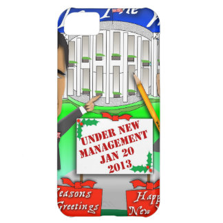 Happy Holidays New Management iPhone 5C Case