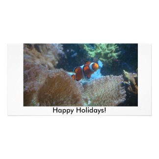 Happy Holidays! Personalized Photo Card