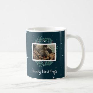 Happy Holidays  Photo Coffee Mug