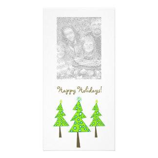 Happy Holidays! Custom Photo Card