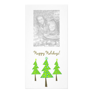 Happy Holidays! Photo Greeting Card