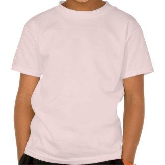 Happy holidays pink dot t-shirts