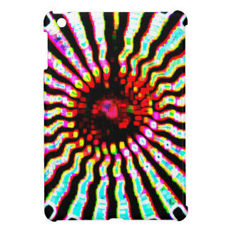Happy Holidays Sparkle Energy Art Cover For The iPad Mini