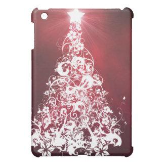 Happy Holidays Tree  iPad Case