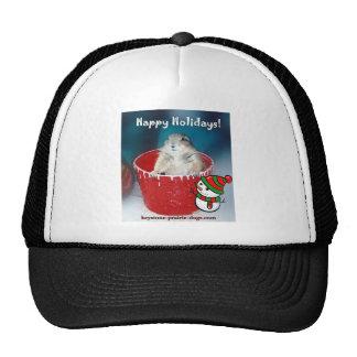 Happy Holidays Trucker Hats