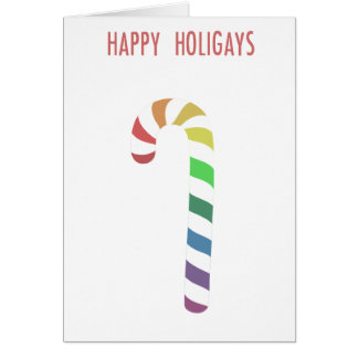 Happy Holigays! Card