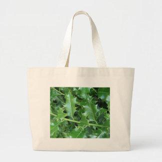 happy holly days bag