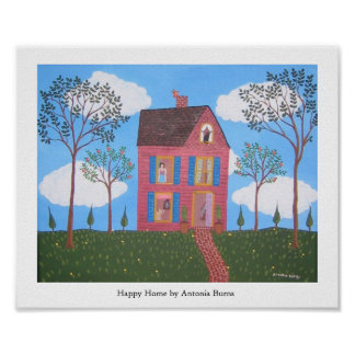 Happy Home Poster