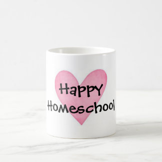 Happy Homeschool Coffee Mug