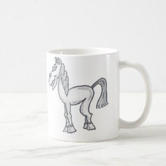 Happy Horse Coffee Mug
