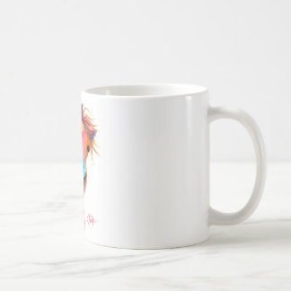 Happy Horse ' GoRGeOUS GWiNNy ' by Shirley Mac Coffee Mug