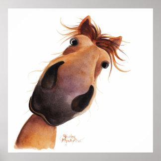 Happy Horse ' MAD MAX ' Poster Print