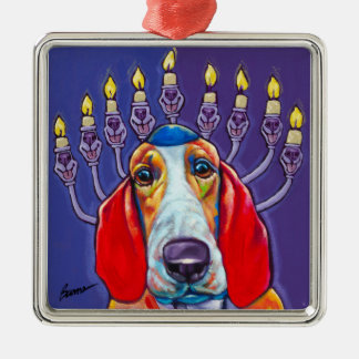 Happy Houdakkah Ornament by Ron Burns