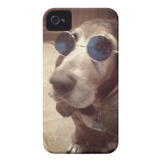 Happy hound iPhone 4 Case-Mate case