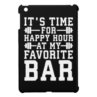 Happy Hour At My Favorite Bar - Gym Inspirational iPad Mini Cover