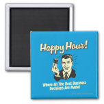 Happy Hour: Best Business Decisions Are Made Happ