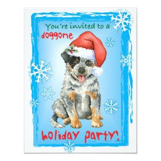Happy Howliday ACD 11 Cm X 14 Cm Invitation Card